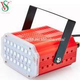 LED-Röhrenblitz-Partei-Effekt-Lichter mit 24 LED SMDS
