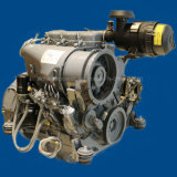Motor diesel de la consumición 221g/Kw/H de la dislocación 2.828L