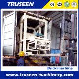 Machine de Fabrication de Blocs de Béton de QT4-15 à QT12-15