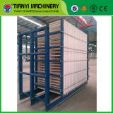 Sistema vertical da parede do EPS da máquina do cimento do sanduíche do molde de Tianyi