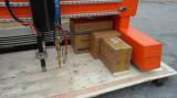 Tipo econômico máquina do pórtico do CNC da tocha de plasma da estaca