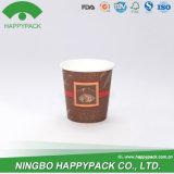 Tazas de papel de la venta del café de calidad superior caliente de Turquía