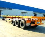 40FT насыпной груз & общее назначение контейнера трейлер