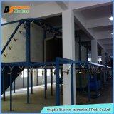 Riga di spruzzatura della macchina della strumentazione del rivestimento della polvere elettroforetica della vernice