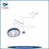 Lumière chirurgicale à LED de type debout avec batterie en option
