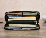 Портмоне перезаряжаемые Notecase перезаряжаемые Burse реального кожаный бумажника перезаряжаемые с внутренностью крена силы (YSX01)