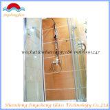 10mm d'une douche en verre trempé
