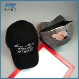 未構造化の野球帽の綿の急な回復の帽子
