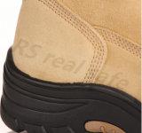 Zapatos de acero del trabajador de la seguridad del casquillo de la punta de Outsole de la inyección de la PU