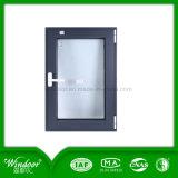 Het moderne Ontwerp van het Openslaand raam van het Aluminium van de Stijl met Concurrerende Prijs