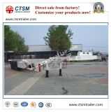 Het Skelet van de Container van de tri-as 40FT/Aanhangwagen van de Vrachtwagen van het Kader de Semi