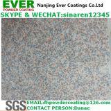 Rivestimento elettrostatico della polvere di effetto della pietra del marmo dello spruzzo