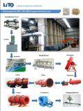 自動化された有機肥料の生産ライン