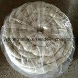 Fiber di ceramica Twisted Rope Gasket per Door Seals o Caulking