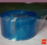 환경 폴리에스테 문 커튼/투명한 PVC 커튼 지구