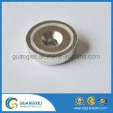 Dia 20mm Base Redonda Magnet NdFeB magnético