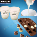Le caoutchouc de silicone FDA Certificated pour Chocolats Moules