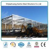 De lichte Geprefabriceerde Loodsen van de Opslag van de Apparatuur van het Landbouwbedrijf van de Structuur van het Staal