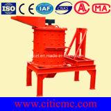 Complejo vertical trituradora trituradora y fina