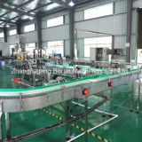 중국 자동적인 액체 물병 세척 채우는 포장 기계