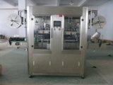 De Machine van de Etikettering van de Koker van de Fles van het Sap van het water voor het Lichaam van de Fles en GLB