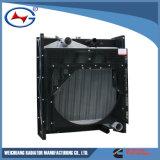 Radiateur de cuivre du faisceau Qsnt-G3 pour le radiateur en aluminium de refroidissement par eau de radiateur de générateur