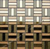 Spiegel-Glas-Fliese, Innenglasmosaik, Glasmosaik-Fliese