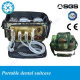 Economische draagbare tandheelkundige eenheid met volledig zelfstandige tandheelkundige eenheid
