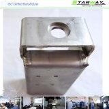 Fabricação de metal da folha pela soldadura de TIG