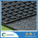 Stuoia di gomma Anti-Resistente della pavimentazione del cavallo/mucca/maiale