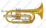 Trombone dos instrumentos de bronze/Trombone de marcha (CMT-100L)