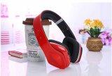 Bluetooth 헤드폰 핸즈프리 Mic 헤드폰 지원 SD 카드 FM 라디오