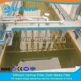 De Filter van de Doek van de Vezel van Vertifical dan beter de Filter van het Zand