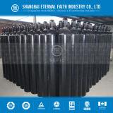 De naadloze Cilinder van de Zuurstof van het Lassen van het Staal Industriële (EN iso9809-1)