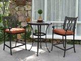 Best Hot Euro Modern Outdoor Patio Mobiliário comercial empilhando jantar cadeira de restaurante