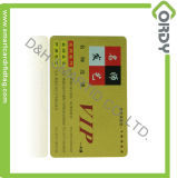 125kHz TK4100 ID de PVC de impressão de cartão RFID