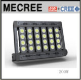 200W LED Floodlight per Outdoo LED Flood Light con 5 Years Warranty