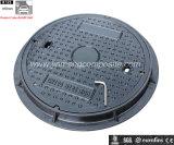En124 SMC Composite Manhole CoverおよびFrame
