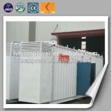 Centrale à biomasse 300kw Générateur de gaz silencieux à biomasse