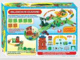 Поезда, блоки игрушки с наилучшим материалом