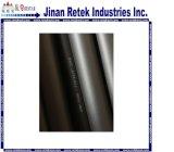 Schwarze Isolierungs-Gummiisolierungs-Rohr
