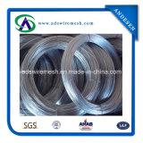 良質の電流を通された鉄ワイヤー