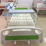 Einfach kein Funktions-Metallrahmen-einzelnes Krankenhaus-Bett für Verkauf