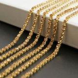 Decorazione di cerimonia nuziale la maggior parte della catena della tazza del diamante di uso