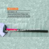 Marteau de type machiniste français avec le traitement enduit par caoutchouc