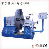 Máquina del torno de la alta calidad para trabajar a máquina la rueda automotora (CK61160)