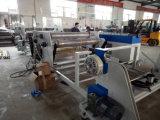 Полноавтоматическая лакировочная машина клейкой ленты бортовой отливки Hotmelt двойная