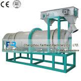 La alimentación del ganado de la máquina de revestimiento del tambor de la adición de melaza