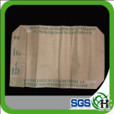 Sacchetto orlato della valvola dei pp, sacchetto della valvola della laminazione, sacchetto tessuto valvola