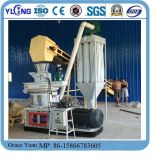 1-1.5t/h Rice Husk machine à granulés